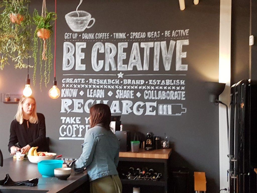 Optimizers keuken-kantine faciliteiten Be Creative