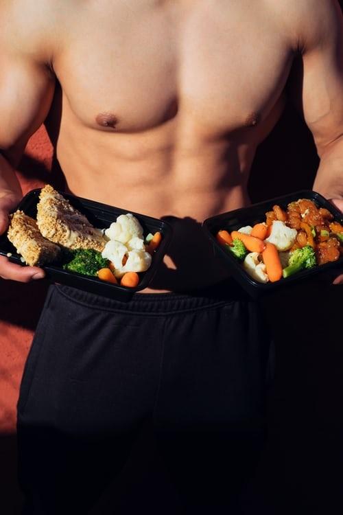 Gezond eten=gezond lichaam