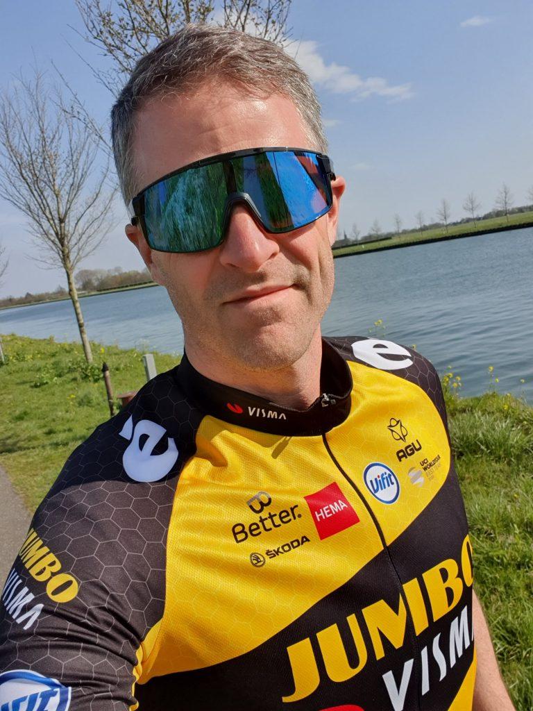 John Reynders-mountainbiker en wielrenner